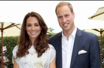 برطانوی شہزادہ ولیم اور اہلیہ کیٹ رواں سال پاکستان کا دورہ کریں گے