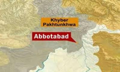 ایبٹ آباد: مسافر جیپ گہری کھائی میں جاگری، 6افراد جاں بحق