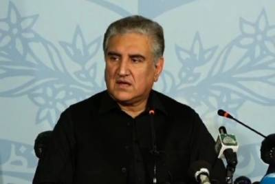 ن لیگ کی طرف سے مڈٹرم الیکشن کا مطالبہ بلاجواز ،بجٹ منظوری سے حکومتی اکثریت ثابت ہوچکی:وزیرخارجہ شاہ محمود قریشی