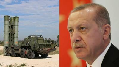 روسی آئندہ 10 روز میں S-400 فضائی دفاعی میزائل سسٹم ترکی کے حوالے کر دیا جائے گا۔ترک صدر