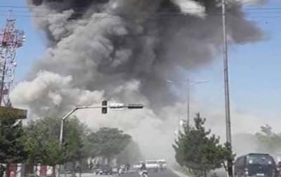 افغانستان میں خودکش حملے، 10افراد ہلاک اور 68زخمی،جوابی کارروائی میں 2حملہ آور مارے گئے