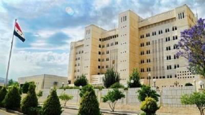 اسرائیل کے حملوں کامقصدشام کے بحران کو طول دیناہے:شامی وزارت خارجہ