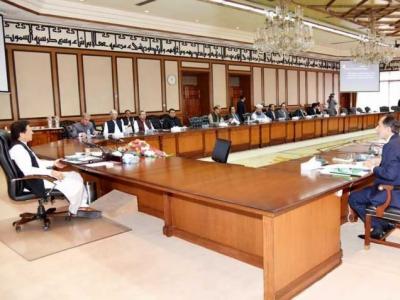 وفاقی کابینہ کا اجلاس، پروڈکشن آرڈر قانون میں ترمیم لانے کا فیصلہ