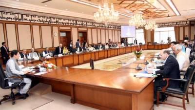 وفاقی کابینہ کی حج پالیسی 2019 اور بزرگ شہریوں کے بل 2019 کی باضابطہ منظوری