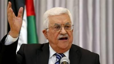 محمودعباس کامسئلہ فلسطین کے حل کی عالمی قراردادوں پرعملدرآمد کی ضرورت پر زور