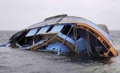 تربیلا جھیل میں ڈوبنے والی کشتی میں سوار چار افراد کی لاشیں نکال لی گئی