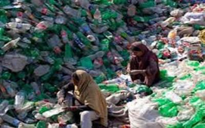 پاکستان میں پلاسٹک کی مارکیٹ جنوبی ایشیا میں دوسرے نمبر پر
