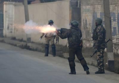 بھارتی فوج کا سیب کے باغات پر دھاوا،فائرنگ سے ایک نوجوان شہید ،متعدد زخمی