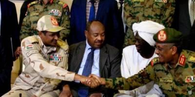سوڈان میں فوجی کونسل اور حزب اختلاف کے درمیان معاہدہ طے پا گیا