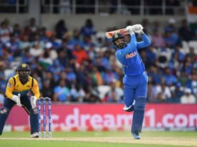 روہت شرما کی ایک اور سنچری، بھارت نے سری لنکا کو شکست دے دی