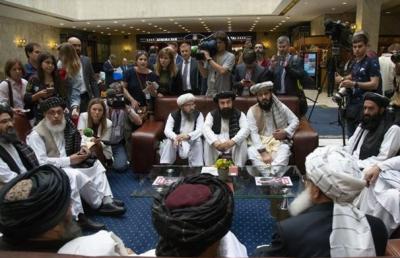 طالبان اور افغان وفد کی 2 روزہ کانفرنس کا آج سے دوحا میں آغاز