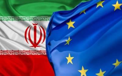 ایران 2015ء میں طے شدہ تاریخی جوہری سمجھوتے کے لیے ضرررساں مزید اقدامات سے گریز کرے۔ یورپی یونین