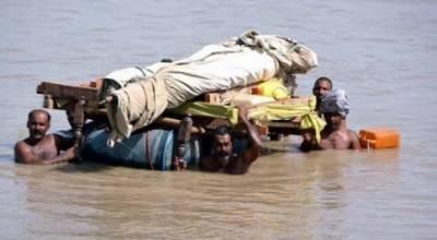 محکمہ آبپاشی پنجاب کی شدید بارشوں کے باعث ممکنہ سیلاب کی صورتحال سے نمٹنے کیلئے احتیاطی تدابیر