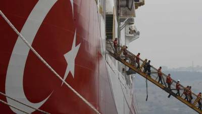 امریکہ کاترکی پر بحیرہ روم میں قبرص کی ساحلی حدود میں تیل وگیس کی تلاش کی کارروائیاں بند کرنے پر زور