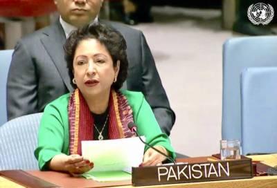 پاکستان کے اداروں نے انسداد منشیات میں اہم کردار ادا کیا: ملیحہ لودھی