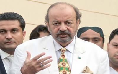 سندھ ہا ئیکو رٹ میں آغا سراج درانی کیخلاف ریفرنس کی کارروائی روکنے کی استدعامسترد