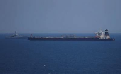 برطانوی تیل بردار جہاز کو تحویل میں لینے کی ایرانی کوشش ناکام