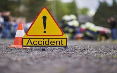 بھارت:ٹرک شادی کیلئے لگائے خیمے پر چڑھ دوڑا 8افراد ہلاک6زخمی