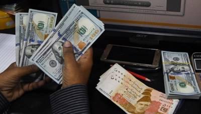 انٹر بینک میں ڈالر 61 پیسے اور اوپن مارکیٹ میں مزید 1 روپے مہنگا