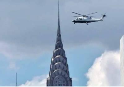 اوبر نے ہیلی کاپٹر سروس کا آغاز کردیا