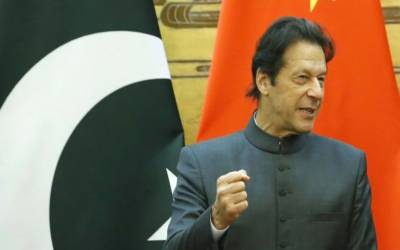 پاکستان اور چین کی عوام گہری دوستی کے مضبوط بندھن میں بندھے ہیں. عمران خان