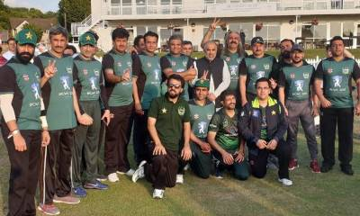 پاکستان نے انٹر پارلیمنٹری کرکٹ ورلڈ کپ جیت لیا