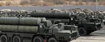 ترکی کو روس سے ایس-400 میزائل کی پہلی کھیپ موصول
