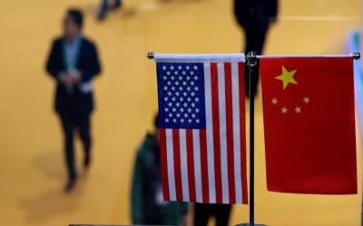 چین نے کئی امریکی کمپنیوں کو بلیک لسٹ کر دیا.