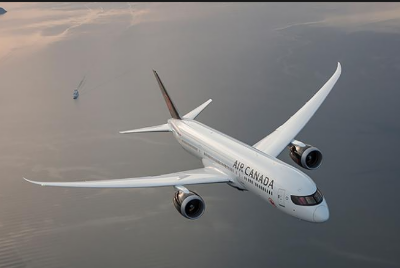 ایئر کینیڈا کے طیارے کے ہوا میں ہچکولے کھانے سے درجنوں مسافر زخمی