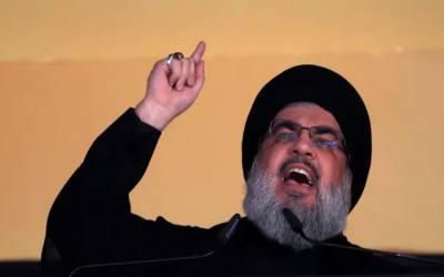 جنگ کی صورت میں ایران، اسرائیل پر بمباری کی اہلیت رکھتا ہے۔ حسن نصر اللہ