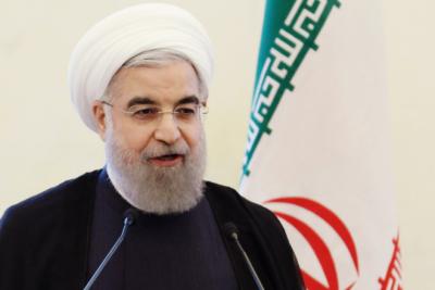 ایران بات چیت کیلئے تیار ہے تاہم وہ ڈرانے دھمکانے سے مرعوب نہیں ہوگا:حسن روحانی