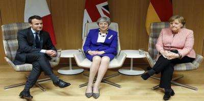 فرانس، جرمنی اوربرطانیہ کاایران کے ساتھ ایٹمی معاہدے کوبچانے کیلئے مذاکرات کی ضرورت پر زور