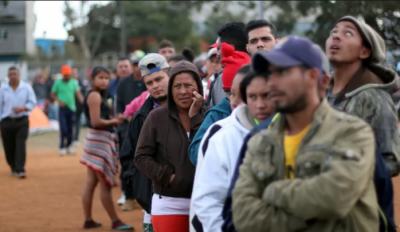 امریکہ کامیکسیکو کے ساتھ جنوبی سرحد پرپناہ گزینوں کاراستہ روکنے کااعلان
