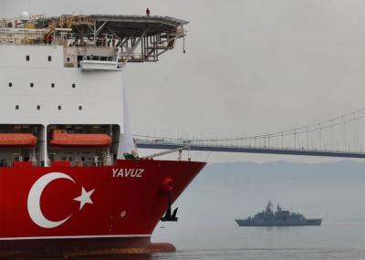 ترکی کا یورپی یونین کی جانب سے امداد بندش کے باوجود توانائی کی سرگرمیاں جاری رکھنے کے عزم کا اعادہ