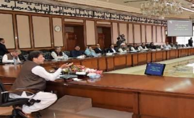 وفاقی کابینہ کا ملک کی سیاسی اور معاشی صورتحال پر غور