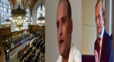 عالمی عدالت انصاف کلبھوشن کیس کا فیصلہ آج سنائے گی