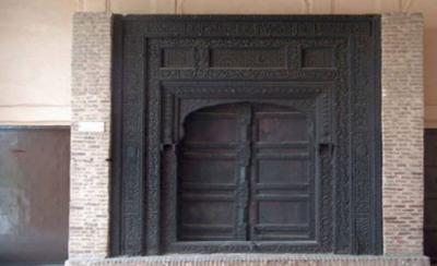 لاہورمیں موسلا دھار بارش، شاہی قلعے کا 180 سال پرانا مرکزی دروازہ گر گیا