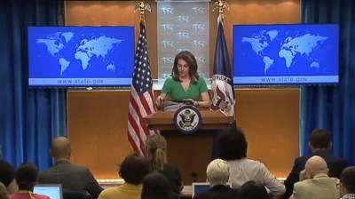 امریکہ نے پاکستان اور بھارت کی جانب سے کرتارپورراہداری منصوبے کاخیرمقدم کیا