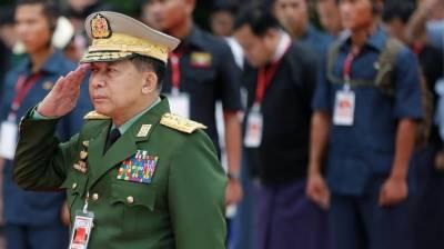 امریکہ نے روہنگیامسلمانوں کی ماورائے عدالت ہلاکتوںپرمیانمارکی فوج کے کمانڈرانچیف کے امریکہ میں داخلے پرپابندی کا اعلان