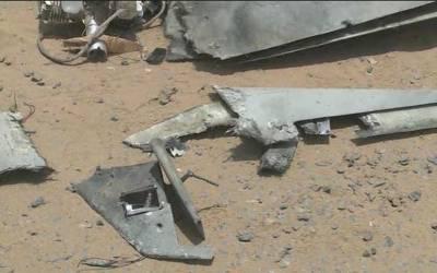 عرب اتحادی فوج نے یمنی علاقے عمران سے ارسال کردہ تین حوثی ڈرونز مار گرائے۔