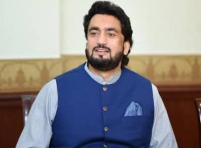 افغانستان کیساتھ تمام معاملات خوش اسلوبی سے حل کر رہے ہیں:وزیر مملکت برائے انسداد منشیات شہریار آفریدی