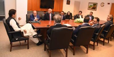وزیراعظم کی امریکی تاجروں اورسرمایہ کاروں کو پاکستان میں سرمایہ کاری کی پیشکش