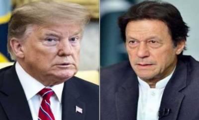 وزیراعظم کا دورہ امریکہ: کل صدر ٹرمپ سے ملاقات شیڈول ، عمران خان کا دورہ امریکا دونوں ممالک کے درمیان تعلقات بہتر بنانے کا موقع ہے: ٹرمپ انتظامیہ