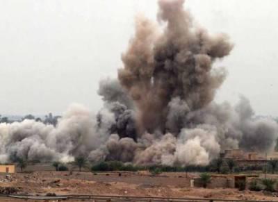 فریاب،فضائی حملے میں28عسکریت پسند ہلاک