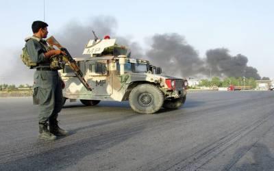 افغانستان: طالبان اور سیکیورٹی فورسز مابین جھڑپیں،24شدت پسند ہلاک،17اہلکار جاں بحق