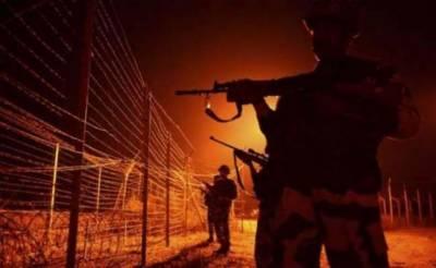 بھارتی فوج کی نالی پتنی پر گولہ باری، ایک شخص شہید، دو زخمی