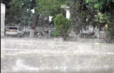 ملک کے چند علاقوں میں بارش کا امکان