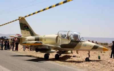 فضائی حدود کی خلاف ورزی ،لیبیا کا جنگی طیارہ تیونس میں اتار لیا گیا، پائلٹ گرفتار