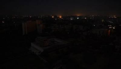 کراچی میں بجلی کا بڑا بریک ڈاون، متعدد علاقے تاریکی میں ڈوب گئے