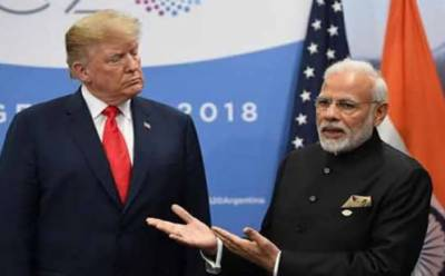 کشمیر پرٹرمپ کی ثالثی کی پیشکش، مودی حکومت اور بھارتی میڈیا میں صف ماتم بچھ گئی